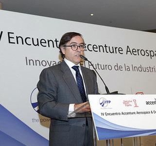 Ignacio Mataix, CEO de ITP