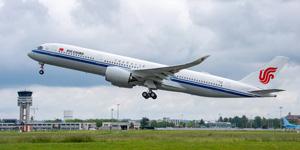 Nuevo Aribus de Air China
