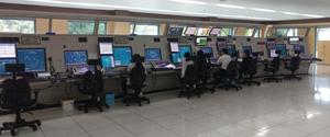 Control aéreo de aproximación de Seúl