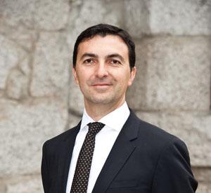 Antonio Rueda Ramos, director de Puerto Real