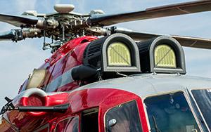 Nuevo helicóptero Mi171A2