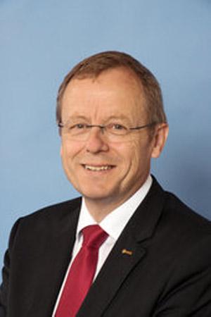 Johann.Dietrich Woerner, director general de la ESA