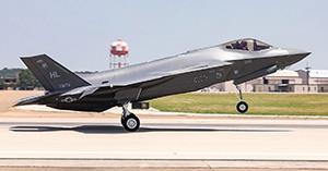 F-35 número 300