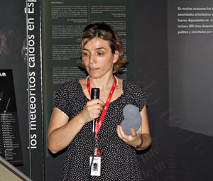 Mariella Graziano, Directora de Sistemas Espaciales de GMV