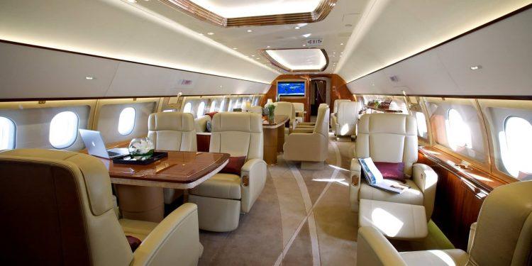 Avión ejecutivo