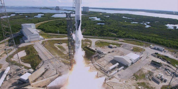 CRS-18 lanzamiento