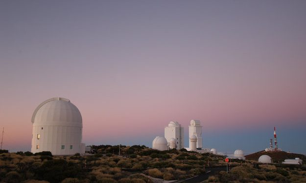 Observatorio espacial de Tenerife