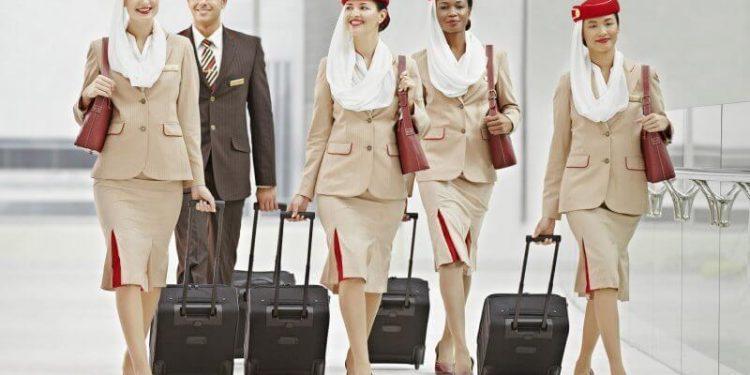 Tripulación de Emirates