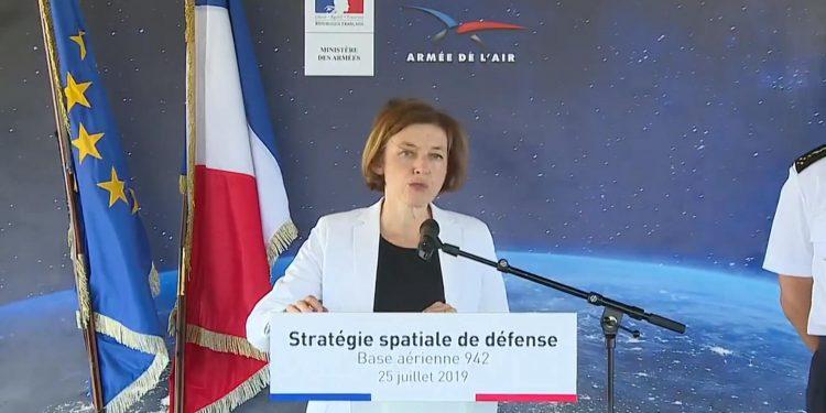 Estrategia espacial Francesa