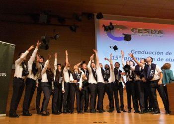 Graduados de CESDA