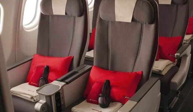 Iberia asientos
