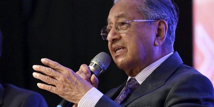 Primer ministro Malasia