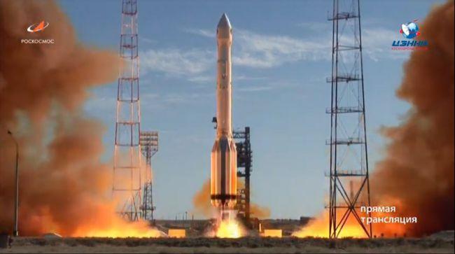 Lanzamiento de Proton-M en Roscosmos