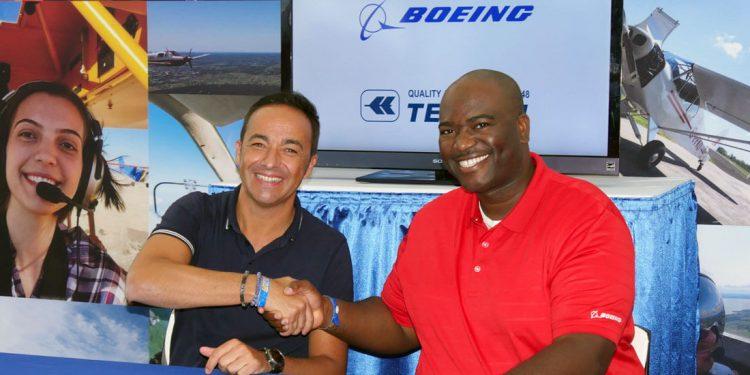 Tecnam Boeing