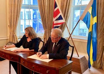 Suecia y Reino Unido