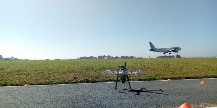 Dron A Coruña