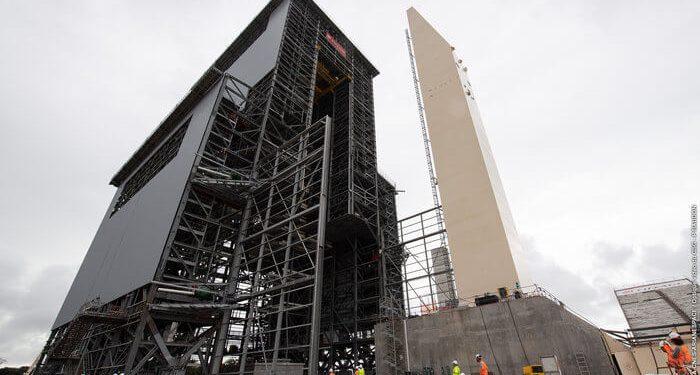 Plataforma móvil Ariane 6