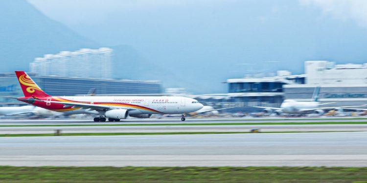 Aeropuerto Hong Kong