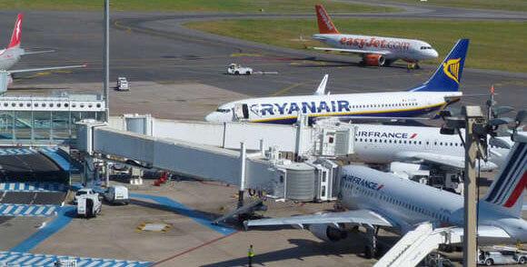Aeropuerto de Montpellier