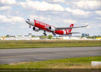 Nuevo A330neo de Air Asia