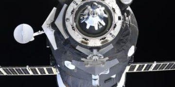 Progress 12 en la ISS