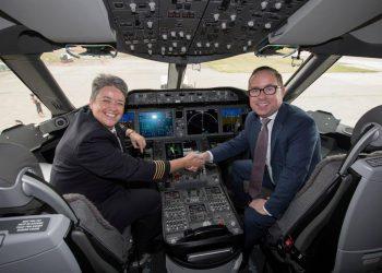 Qantas Proyecto Sunrise