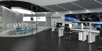 Centro SYSRED H24 de ENAIRE