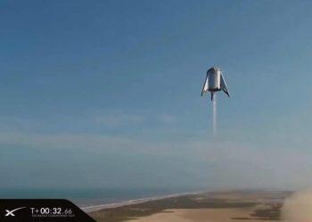 Starhopper SpaceX