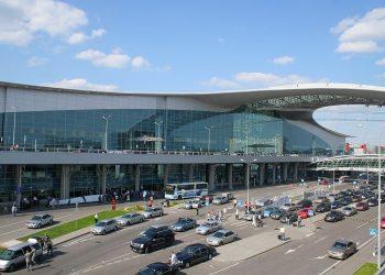 aeropuerto Sheremetyevo de Moscú