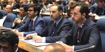 Abalos en la Asamblea de la OACI