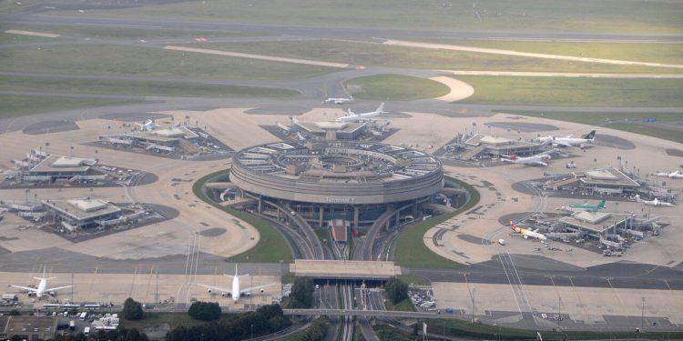 Aeropuerto Charles de Gaulle París