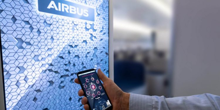 Airbus-Connected-Experience-Flight-Lab