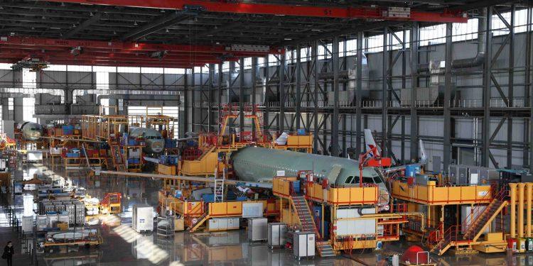 Airbus-FAL-Tainjin-
