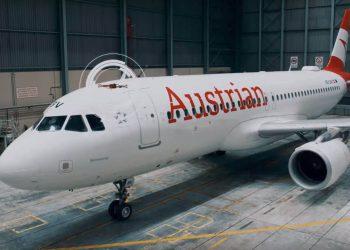 Austrian Airlines Dron