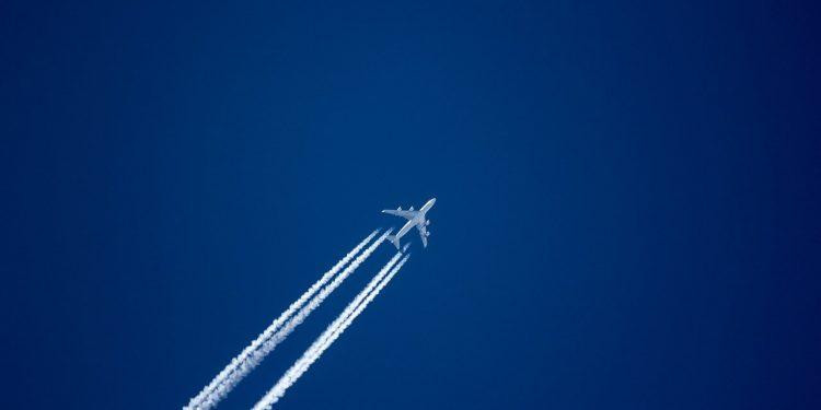 Avión estela