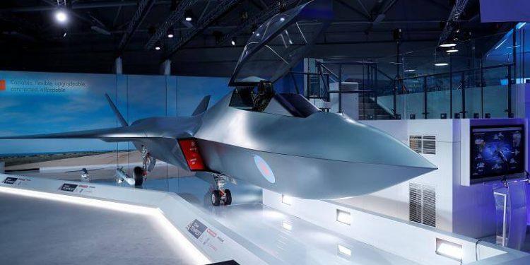 Avion de combate Tempest