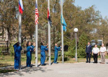 Banderas Baikonur