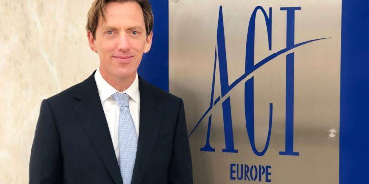 Bastiaan de Bruijne ACI Europe