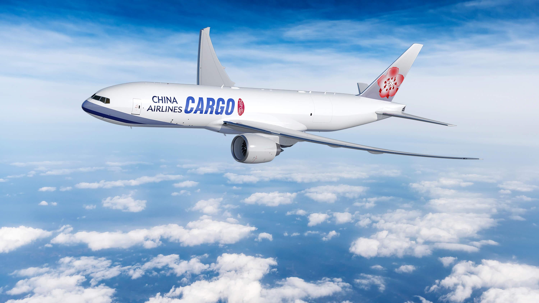 Resultado de imagen para Boeing 777F China Airlines