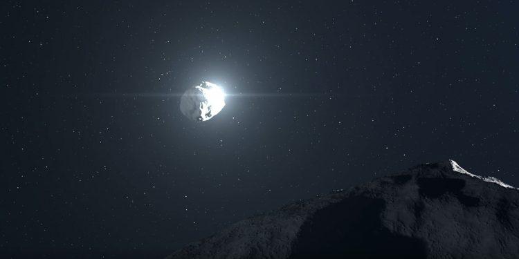 DART asteroide