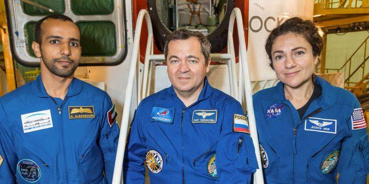 De Baikonur a la ISS