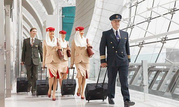Pilotos Emirates