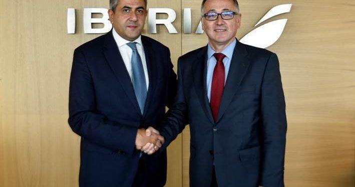 Iberia turismo sastenible