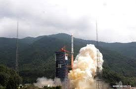 Lanzamiento satélites chinos