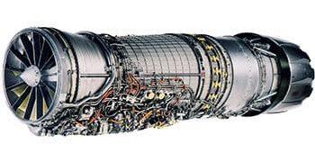 Motor F110 GE