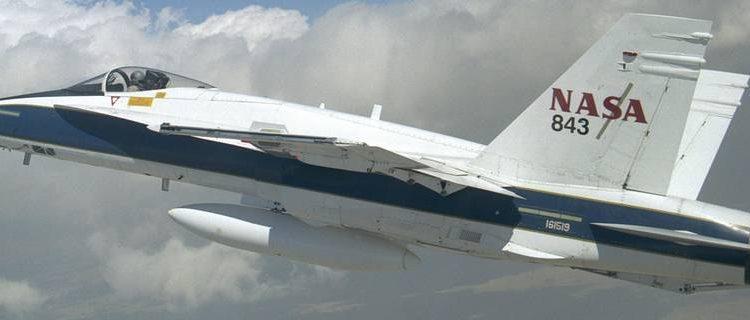 Nasa test avión hipersónico