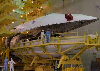 Pospuesto el lanzamiento del Eutelsat 5