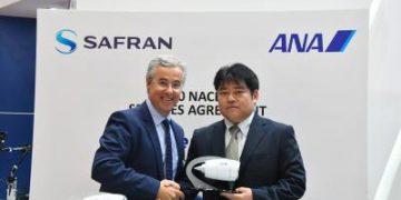 Safran y ANA firman un acuerdo para los A380