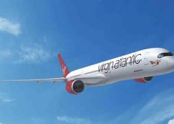 Virgin Atlantic Inmarsat