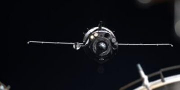 La Soyuz MS-15 llega a la ISS